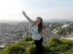 Andrea in Spain